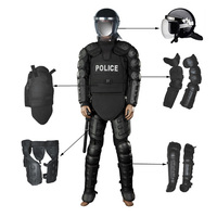 Government Gear Security Equipment Flame retardancy Stab proof Tactical Police Anti Riot Suit supplier