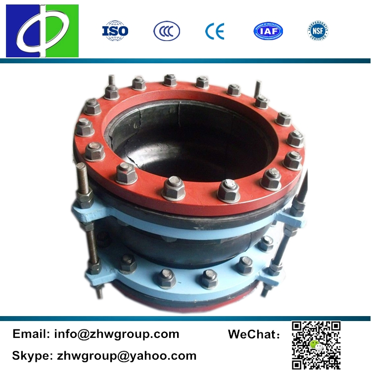 MD601 DN300 Die Pressing rubber concentric expansion joints