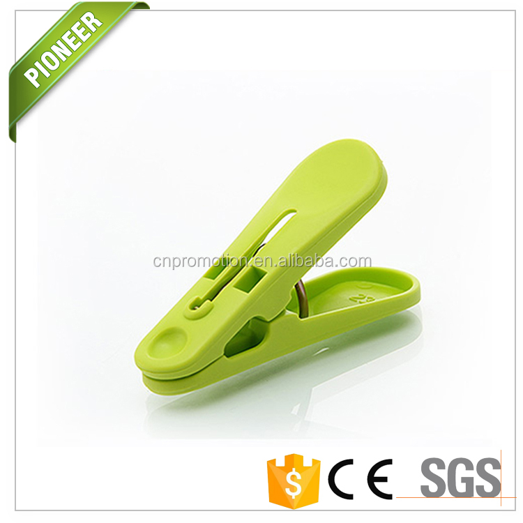 Online shopping plastic sock clip for laundry
