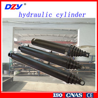 tow truck double acting price 3-stage hydraulic cylinder