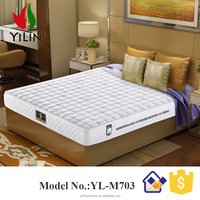 Luxury perfect double bed sponge italian mattress
