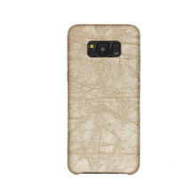 Hot Sale Special Genuine Marble Printed Pattern Stone Grain Leather Phone Cases Covers for iPhone 6 6s 7 Plus