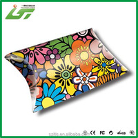 High quality China wholesale cardboard pillow box