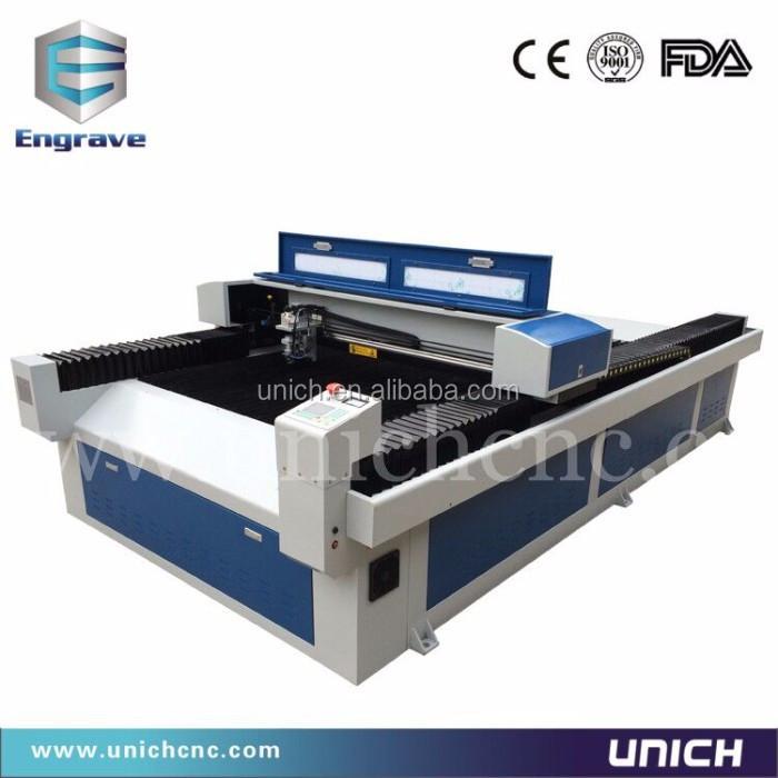 laser cut metal machine