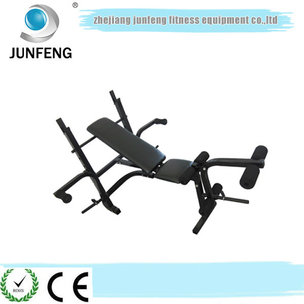 China Factory Supply Adjustable Outdoor Weight Bench