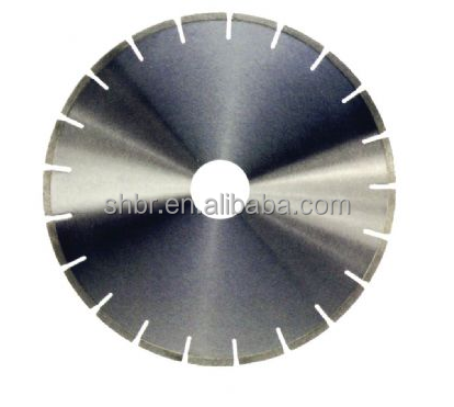 general purpose diamond saw blade for cutting concrete disc with small U slot