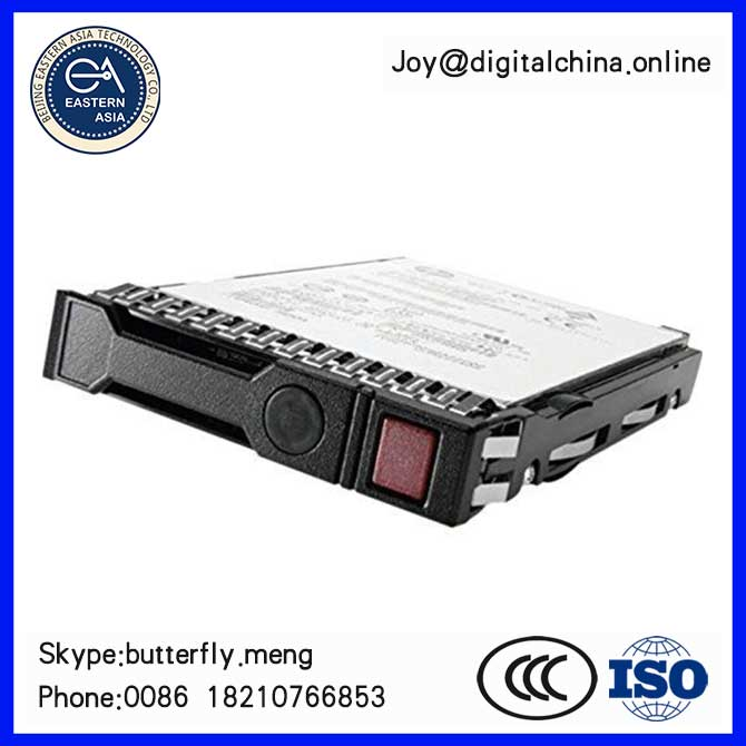 Original New! HP 400GB 6G SATA Write Intensive-2 LFF 3.5-in SCC 3yr Wty Solid State Drive 804668-B21