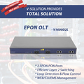 2 PON PORT EPON OLT Cost Effective Support Layer 2 Switching