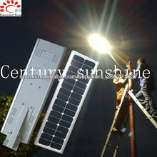 20w Solar Street Light Specification with CE/ROHS Approved