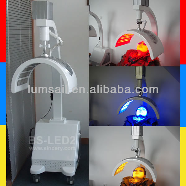 light therapy PDT device/LED photo BS-LED2D/skin tightening equipment