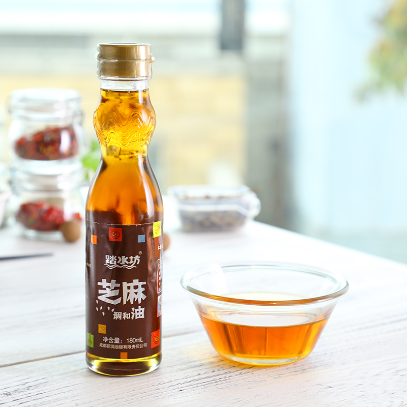 100 % pure bulk sesame oil