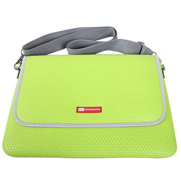Sleeve for 13-Inch Laptops and Chromebook INP 108 Neoprene Laptop Sleeve Bag Multi-functional Carrying Messenger Case