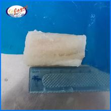High quality monkfish cube for sale with bulk or retail bag packaging