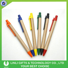 Hot sale Oem Logo Recycle ball Pen