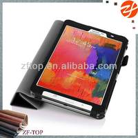for Samsung Galaxy Tab Pro 8.4 Folio Case - Slim Fit Leather Cover for TabPro 8.4-inch Tablet