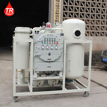 Used gasturbine oil recycling purifier machine