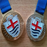 Sport Metal Medal Custom For Events
