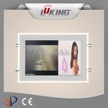 Double Side Advertising LCD Display