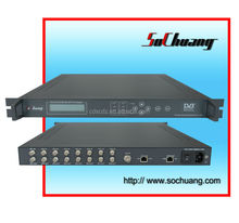 Satellite to IP DVB-S2 to IP receiver