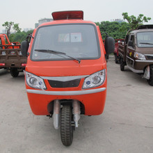China three wheel motorcycle/triciclo de pasajeros con cabina