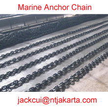 111mm 114mm 177mm 120mm stud link marine anchor chain