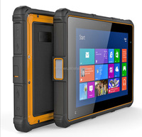 "Cheapest 8"" 8 inch 4G IP65 Rugged Windows Fingerprint tablet PC, Fingerprint tablets with fingerprint 3G 4G"
