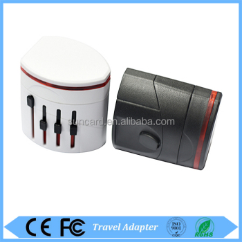 hot new products for 2015 high quality wonpro travel universal adapter