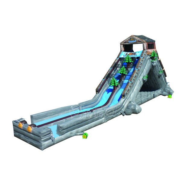 Log Jammer Extreme hippo water slide, titanic adult inflatable water slides
