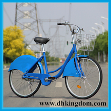 Hot sale city road bike bicycle with brake alloy frame for family