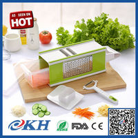 KH Highest Quality Assurance Multifunction Cheese Grater