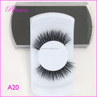 Wholesale High Quality false eye lashes Private Label Mink Fur Eyelash Strips