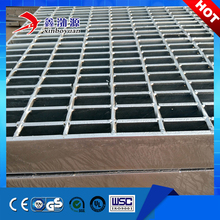 Factory direct pavement grating floor galvanized steel grid price