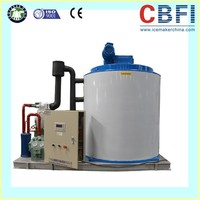 dry and clean Flake Ice Machine making made in China