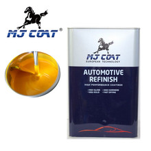 China supplier automotive clear coat for car paint and car repair paint
