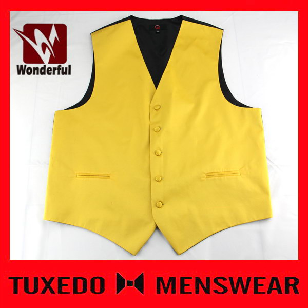 High quality low price men's sexy vest for party