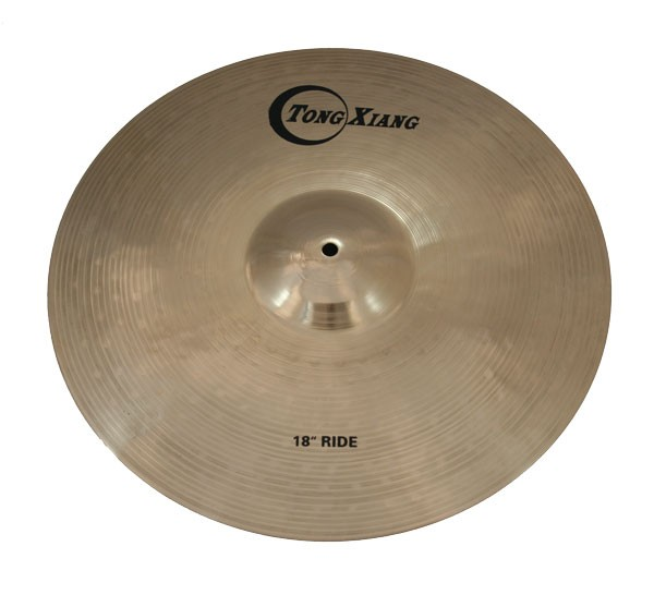 TD manual b20 cymbal set 14hihat16crash practice cymbal