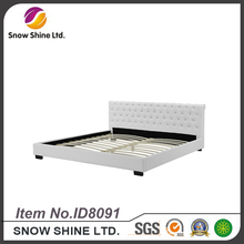 ID8091 online shopping futuristic bed frame foshan shunde furniture