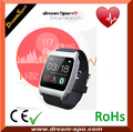 New Cheap Smart Watch Bluetooth 4.0 Smart Watch for IOS&Android Phone with Heart Rate Monitor