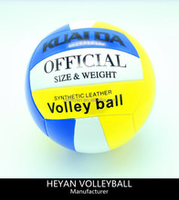 SPORTS GOODS MANUFACTURER VOLLEYBALLS