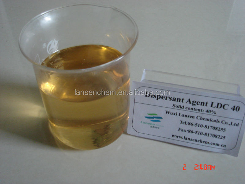 polyacrylic acid salt dispersant for paper