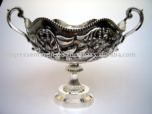 Punch Bowl Silver plated EPNS Tableware