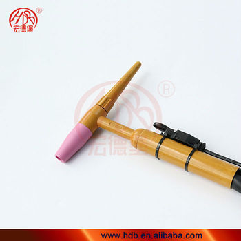 QQ200A 15meters Leather cover Argon Arc soldering torch