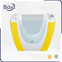 china supplier kids plastic bathtub