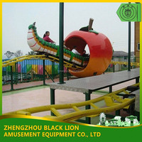 Hot Theme Park Entertainments Rides Electric