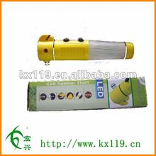 multifunction emergency safety hammer for car