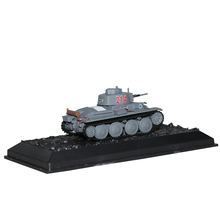 Military Tank Diecast 1 72 Scale Model