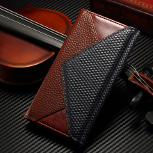 wallet leather case For Apple iphone 5 5S 5C, Envelope real-leather wallet case Flip Leather Case Cover