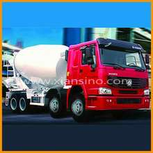 8x4 Cement mixer truck ball drum export sale