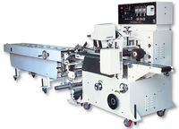 Pillow Packing Machine Food/cake/ice lolly/biscuit /bread/bakery/snack packing machine
