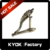 KYOK factory curtain rod brackets curtain accessories china European curtain rod ends